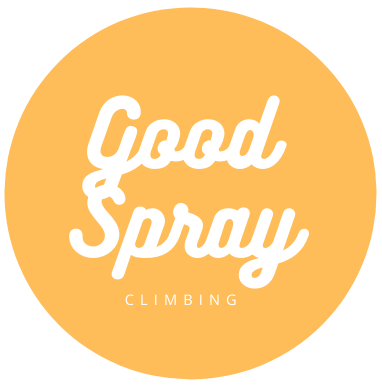 Good Spray Climbing